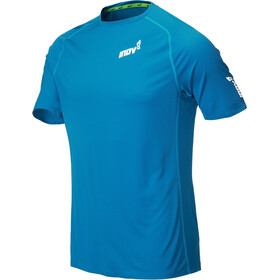 inov-8 Base Elite Camiseta Manga Corta Hombre, blue